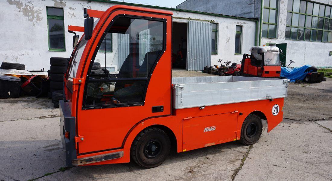 Wózek platformowy HAKO Cargo 2000 GWARANCJA pisemna 2 miesiące